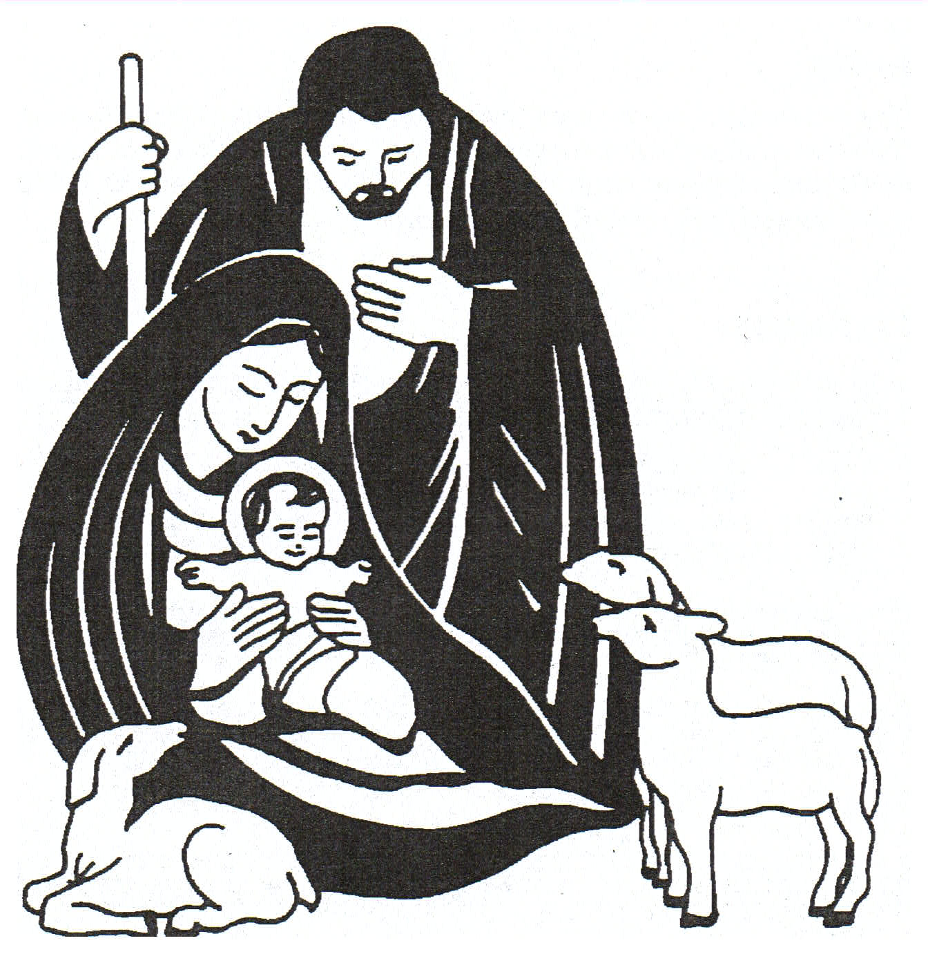 Holy Manger, Holy Child